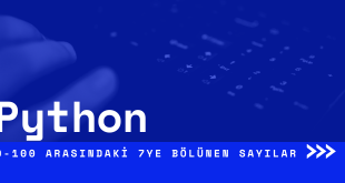 python-0-100-7ye-bolunen-sayilar